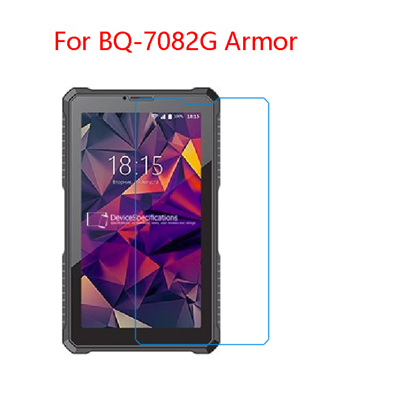 For  BQ-7082G Armor New Functional Type  Anti-fall, Impact Resistance, Nano TPU Flexible Screen Protection Film