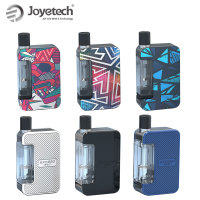 Original Joyetech Exceed Grip Kit 1000mAh Pod System Kit 3.5ml EX M 0.4ohm Head with EX M 0.4ohm Head kit vape