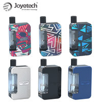 Pre sale Original Joyetech Exceed Grip Kit 1000mAh Pod System Kit 3.5ml EX M 0.4ohm Head with EX M 0.4ohm Head kit vape