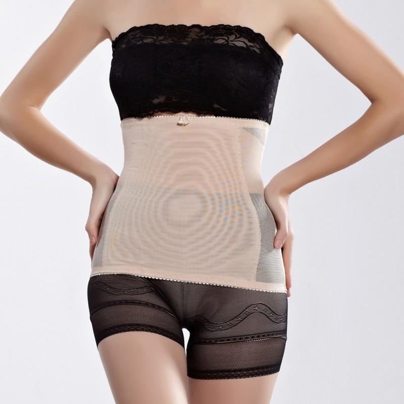 d68bfd97a734c النساء بعد الولادة الانتعاش حزام البطن التفاف مشد حزام الجسم المشكل الفرقة