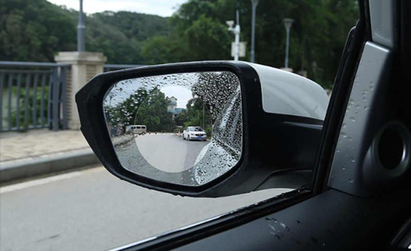 1 par coche impermeable espejo retrovisor película protectora para Alfa Romeo Giulietta Alfa Romeo Mito Alfa Romeo 147 Alfa Romeo Spider 156 Alfetta 159 Berlina Brera Mito Giulia Milano