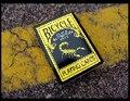 100% ORIGINAL Bicycle scorpion Deck  david blaine Playing Cards Best Poker New Bicycle Playing Card Magic Card