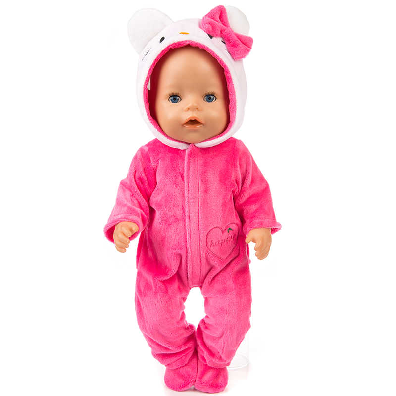 b5d908a88 Detail Feedback Questions about New warm cat jumpsuits Doll Clothes ...