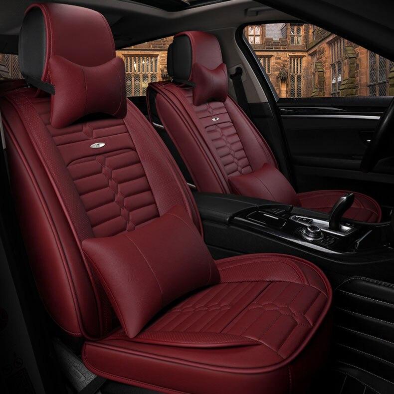 Car Seat Covers Auto Covers For Lada Vesta Kia Ceed Vw
