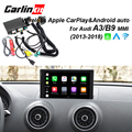 2019 Apple CarPlay Android Auto inalámbrico decodificador para Audi A3/B9 MMI pantalla Original iOS y imagen inversa kit de reequipamiento