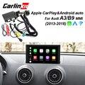 2019 Auto Apple CarPlay Android Auto Draadloze Decoder voor Audi A3/B9 MMI Originele screen iOS & Reverse afbeelding retrofit Kit