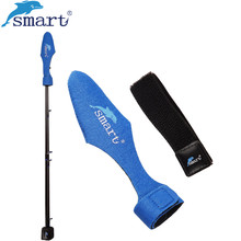 Smart 3Colors Truss Fishing Rod Covers Expandable Casting Rod Sleeves Pole Glove Protector Pesca Acessories Fly Tying Tools