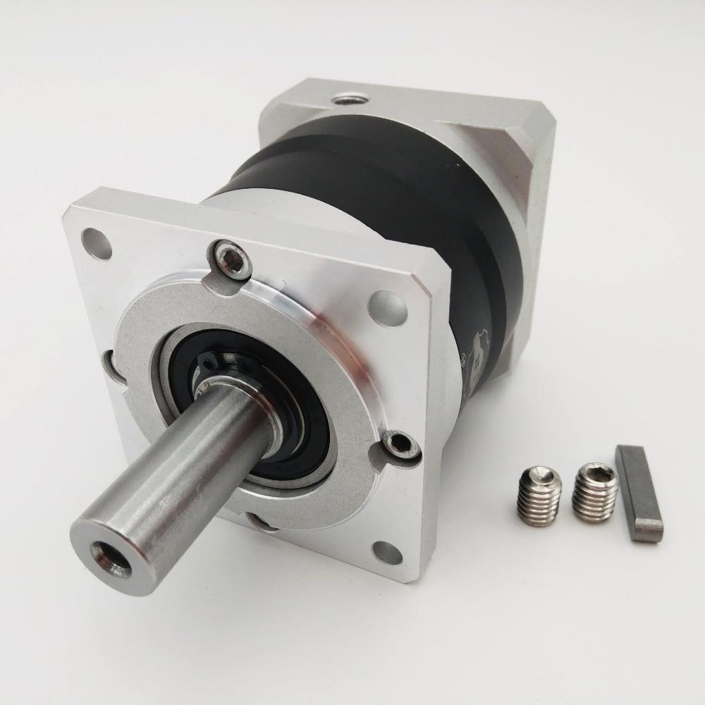 China CNC Redutor Proporção 5:1 NEMA 42 Servo Redutor de Velocidade Redutor Mecânico para NEMA 42 Servo Motor LRF120-5
