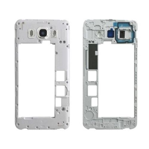 High Quality New Middle Frame Bezel housing with Camera Lens and parts For Samsung j7 2016 J710 j710F