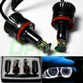 20 W Blanco 6000 k Anillo de Halo Angel Eyes H8 Canbus LED Luz Para bmw E82 E87 E90 E91 E92 E93 E60 E70 E71 E72 E61 E84 E89