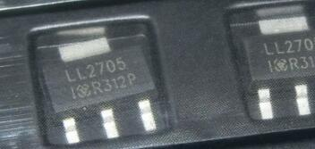 IRLL2705TRPBF IRLL2705 SOT-223  100PCS петля двери 2705 зад н о прав ниж