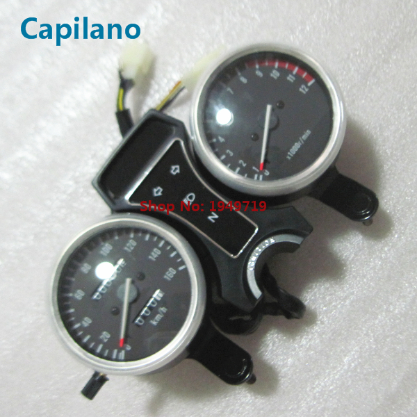HOT SALE] motorcycle GN250 Speedometer tachometer clock gauges for
