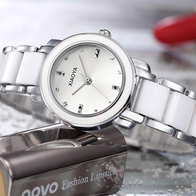 2017 Ladies Water Resistant Fashion Bracelet Watch Business Quartz womans' Watch