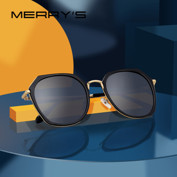 MERRYS DESIGN Women Fashion Square Polarized Sunglasses Ladies Luxury Brand Trending Sun glasses UV400 Protection S6286 Women's Glasses