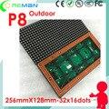 Дешевый тонкий светодиодный видео стены открытый p8 модуль, мобильный грузовик светодиодный дисплей панели литья кабинета модуль led p4 p5 p6 p8
