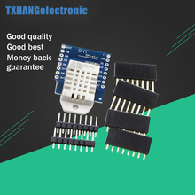 For Wemos D1 Mini DHT22 AM2302 Digital Temperature And Relative Humidity Sensor For Wemos D1 Mini  Shield Module