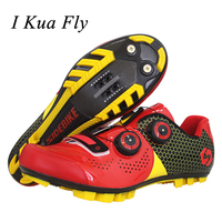 2018 cycling shoes carbon mountain bike shoes men ultralight mtb cycling shoe women professional bicycle sneakers breathable z4