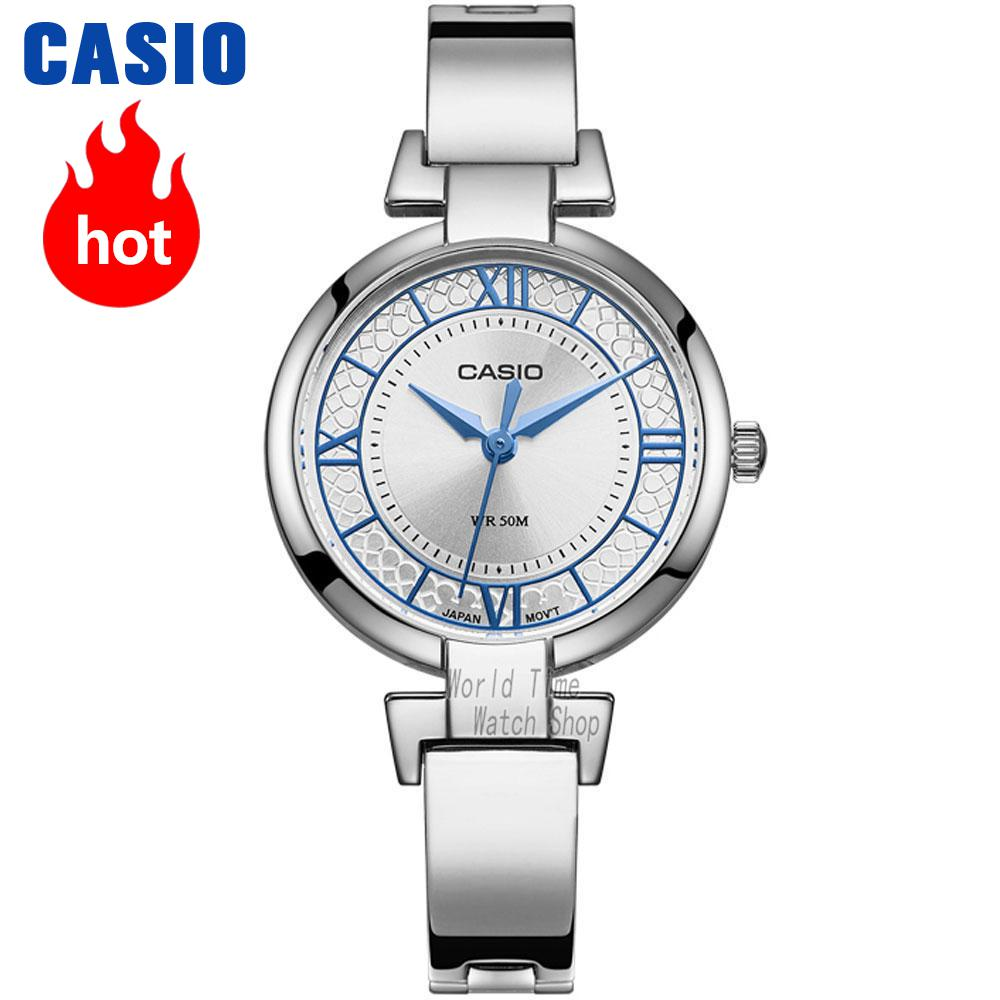 4a141ddcadf Mulheres Relógios Casio Assistir Simples Casual Fashion Business Ladies