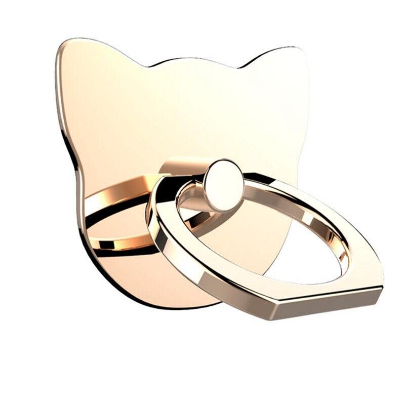 Металл Универсальный Кот поп-гнездо оригинальный палец кольцо держатель телефон сцепление стенд держатель для смартфонов поп гнездо