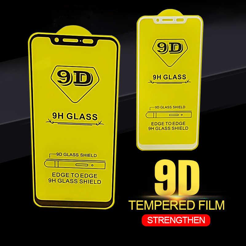 9D закаленное стекло для Xiaomi mi 9T 9 8 SE CC9 E A3 A2 lite Poco f1 Защитная пленка для экрана mi 9T CC 9E A 3 A3Lite A2Lite