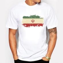 Men T-shirt Iran T