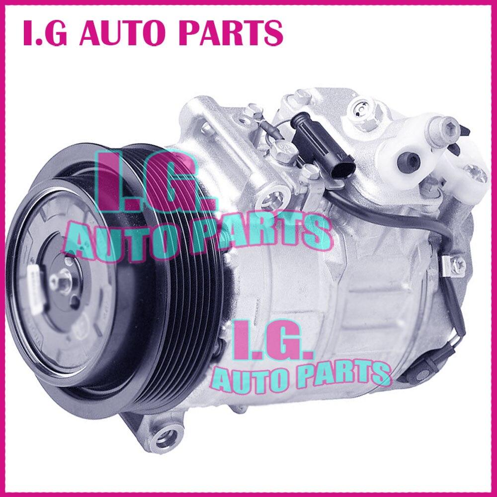 AUTO AC COMPRESSOR For Mercedes Benz W203 CL203 W204 S203 S204 C209 A209 W211 W220 R230 MER 12300011 MER 12304511 MER 12304911