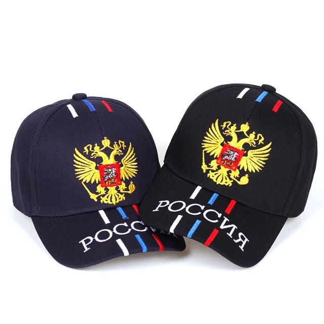 2018 nuevo bordado ruso cap mujeres hombres ruso gorra de béisbol Unisex  deportes algodón sombrero 100 8ca2e68daff