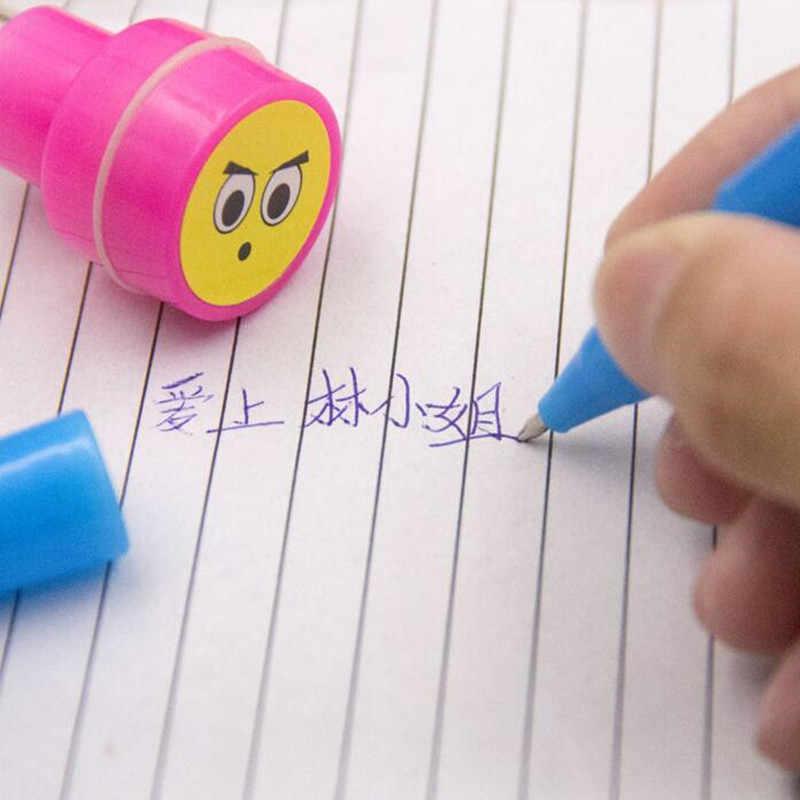 Creative בועה מוארת מקלות חותמת כדורי עט סטודנטים כתיבה עטים ילדים לילדים מכתבים מתנות המפלגה טובות