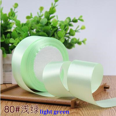 Ribbon Different-Colors for Width--2cm-Length 22m-Silk