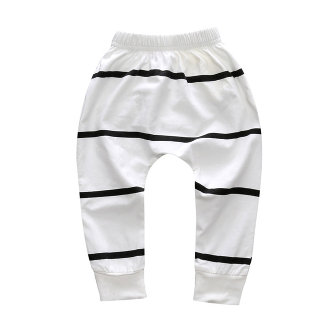 Baby Boys Trousers For Girls Hot Arrival Geometric Pattern PP Pants Newborn Toddler Harem Pants Fashionable Variety Of Pants 9