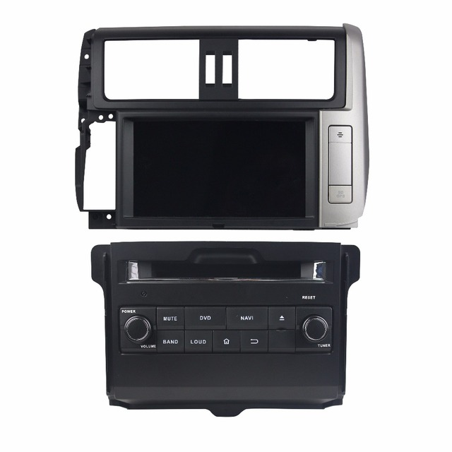 Android 8.0 octa core 4GB RAM car dvd player for TOYOTA PRADO LC150 2010-2013 ips touch screen head units tape recorder with gps
