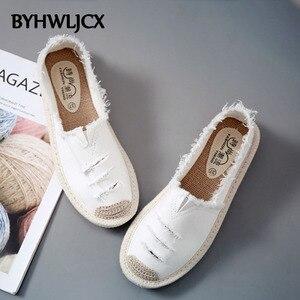 Women Flats Shoes Slip On Ladi
