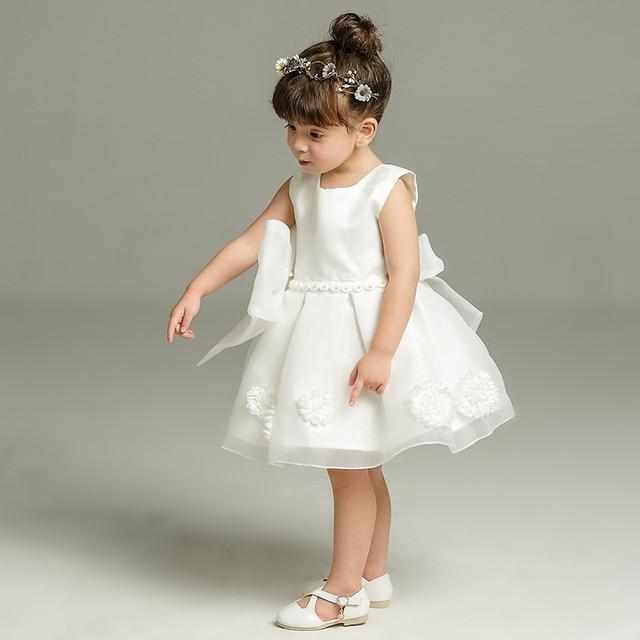 Newborn Baptism Dress for Infant Girls 1 Year Birthday Party Dress ...