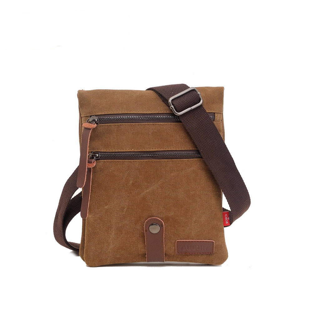 a357fa897a AUGUR Men Shoulder Bag Brands New Canvas Small Messenger Bags For Man  Classic England Style Male