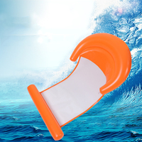 New Inflatable Floating Row 65x125cm Beach Swimming Air Mattress Pool Floats Floating Lounge Sleeping Bed for Water Sports Party