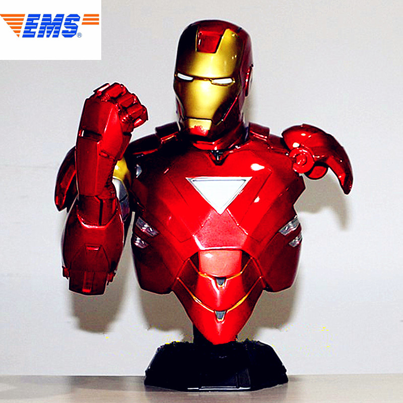 Avengers Infinity War Superhero Iron Man Tony Stark Manufacturing Helmet Scene Version Pvc Action Figure Collectible Model Toy Buy One Give One Back To Search Resultstoys & Hobbies