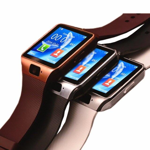 FromPro Носимых Устройств DZ09 Smart Watch Электроника Наручные Для Xiaomi Samsung Телефон Android Смартфон Здоровья Smartwatches