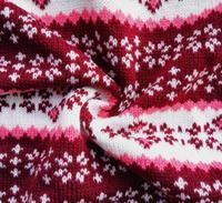 Atacado jacquard de malha de tecido de poliéster saco de designer de bolsas de luxo de Natal Fulvo animal desgaste lã tweed têxtil tecidos C276