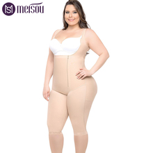Full Body Women Plus Size Underwear Slimming Bodysuits Shapewear Butt Lift Shapers Sculpting Body Shaper Fat Control Shapewear