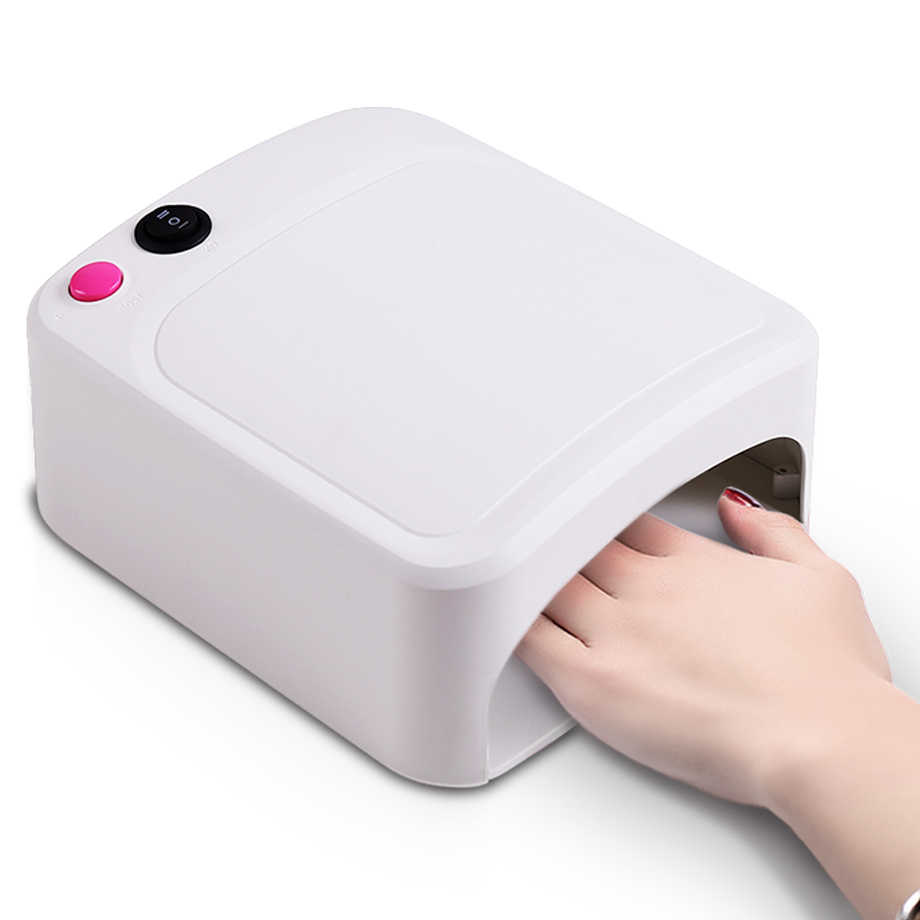 Detail Feedback Questions about Newest Dryer 80W UV Lamp for Nail ...