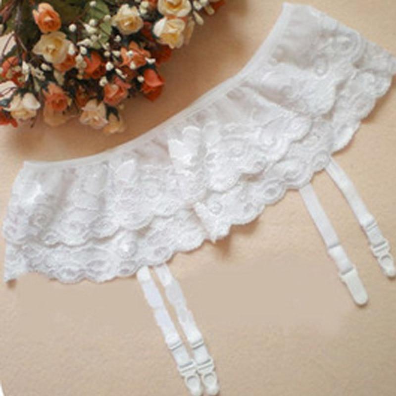 Leechee ST895 Wanita pakaian dalam seksi Lenceria Lace Babydoll Garter Open Crotch Seluar dalam erotik Pakaian Sexy Porno Nightie