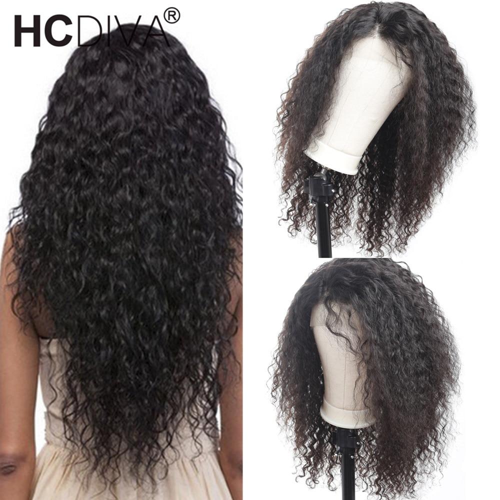 Вьющиеся натуральные волосы парик 150% бразильский Волосы remy 360 Синтетические волосы на кружеве натуральные волосы парики для черный Для жен...