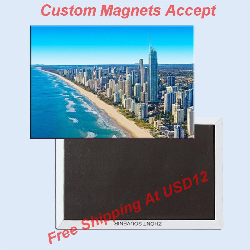 Magazine de 10K Magneți Home Decor Stickers, Australia Gold Coast - Decoratiune interioara
