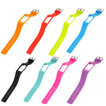 Silicone Strap For Polar A360 A370 Smart Watch Adjustment Sport Breathless Stainless Steel Buckle Band For Polar A370/A360
