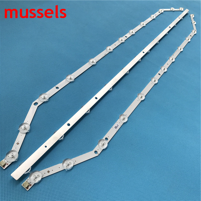 LED Backlight strip For CY DH040BGNV1H CY DF400BGLV1H CY DF400CSLV4H CY DF400BGLV6H UE40EH5040 UE40EH5300 UE40EH5305 UE40EH5450-in Industrial Computer & Accessories from Computer & Office