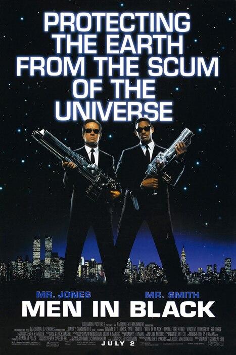 «Фильм Черные Люди» — 1993