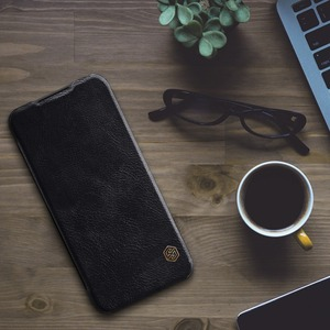 Image 5 - Redmi Note 7 etui 6.3 cala NILLKIN Vintage Qin odwróć portfel PU skóra PC powrót etui na xiaomi Redmi Note 7 Pro etui 7S