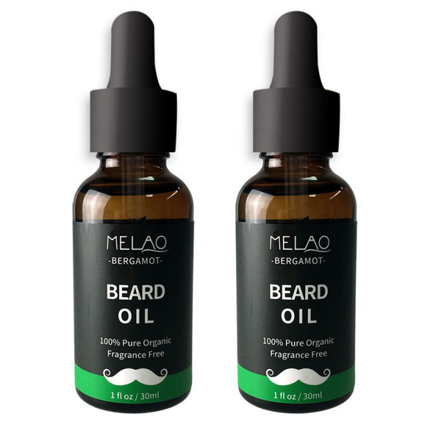 30ml Beard Oil for Men Conditioner Softener Beards Care Facial Grooming 998