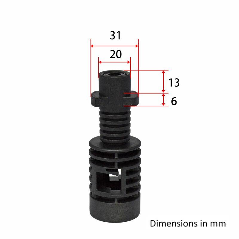 3c2510a2723e4 Yüksek Basınç Sabun Foamer Püskürtücü/Köpük Jeneratörü/Köpük Gun  Silah/köpük püskürtücü için