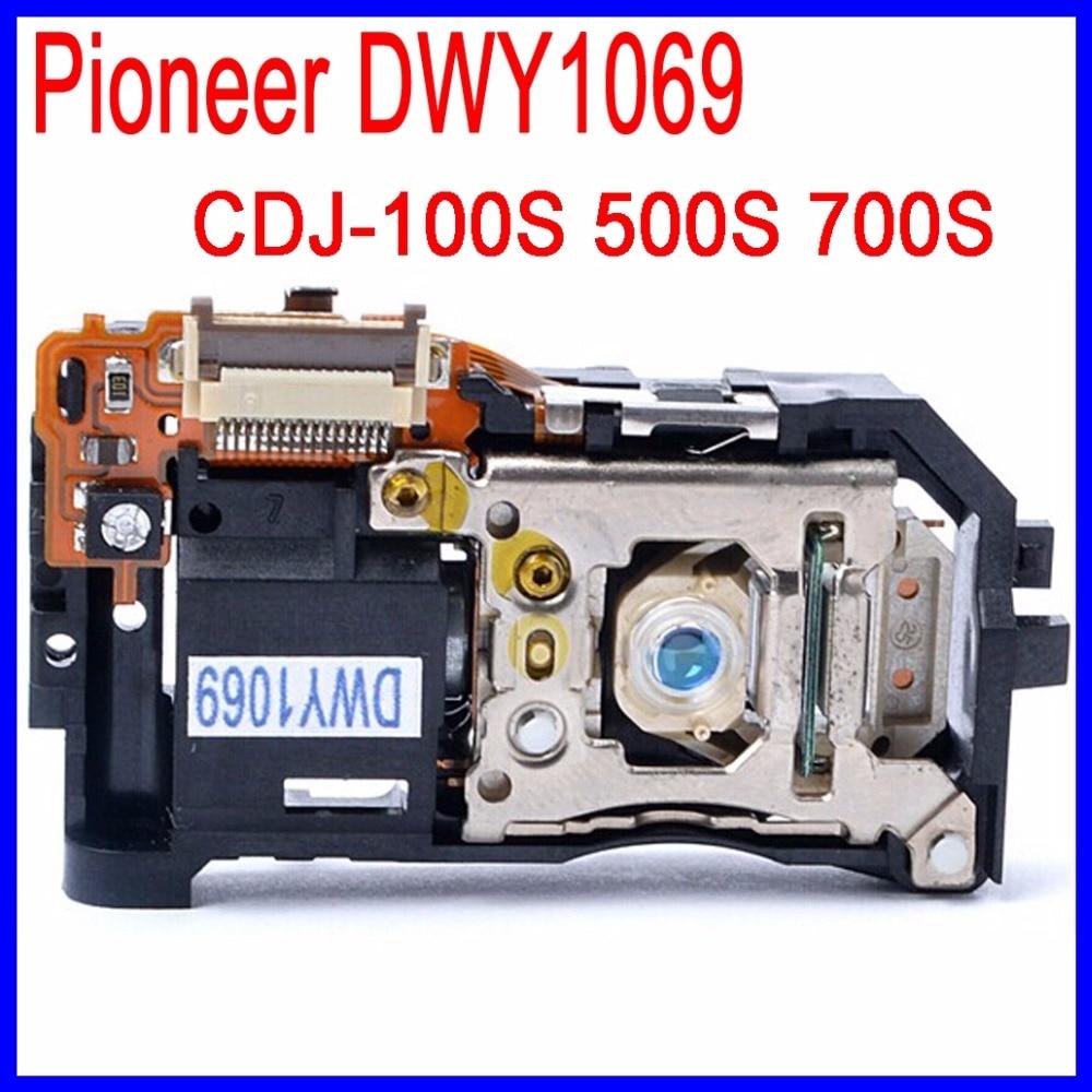 Free Shipping Original DWY1069 Optical Pick-UP CDJ100 CDJ-100S CDJ-500S CDJ-700S Laser Head Optical Pick Up